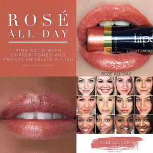 Rose All Day SeneGence LipSense Color